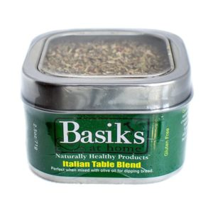 Basiks | Italian Table Blend