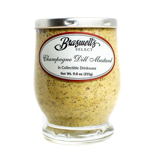 Braswell's | Champagne Dill Mustard