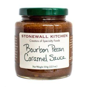 Stonewall Kitchen | Bourbon Pecan Caramel Sauce