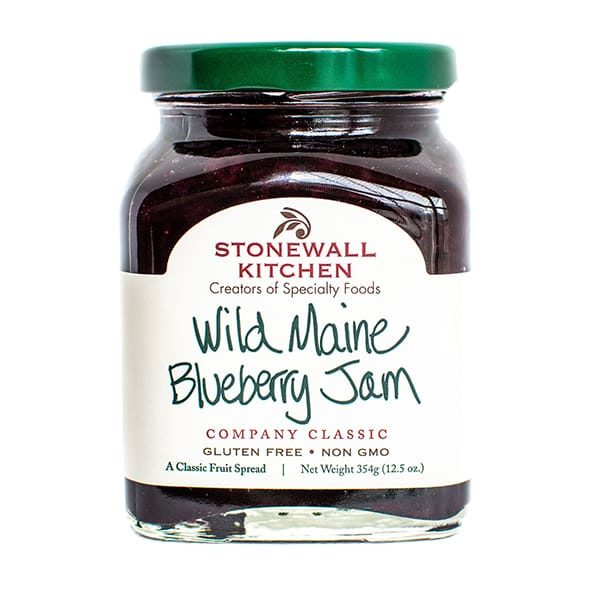 Stonewall Kitchen | Wild Maine Blueberry Jam