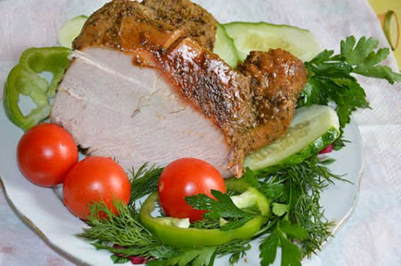 Cold Boiled Pork From Turkey In Multicooker Recipe   High Country Olive Oil