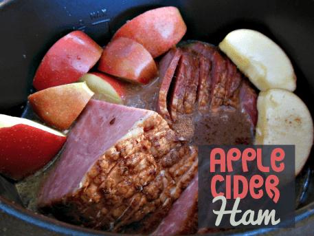 Apple Cider Ham   High Country Olive Oil