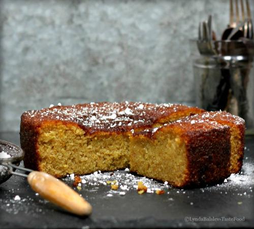 Holiday Baking: Orange Cardamom Olive Oil Cake | High Country Olive Oil