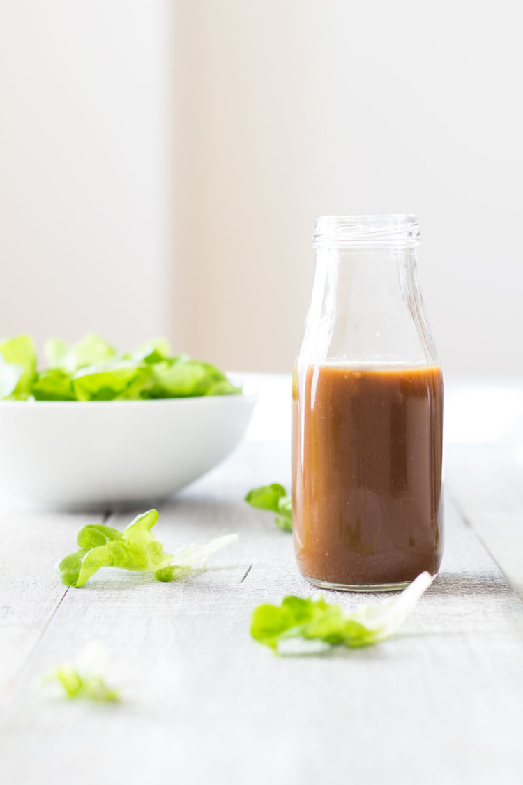 Maple Mustard Balsamic Dressing | High Country Olive Oil