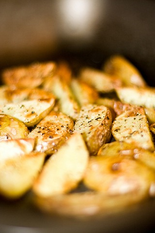 Healthy Home-Made Chips | High Country Olive Oil