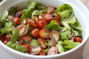 Marinated Cherry Tomato Salad | High Country Olive Oil