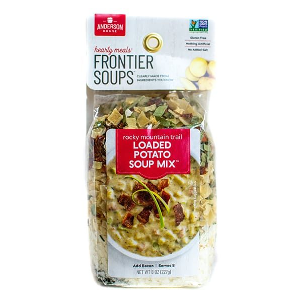 Frontier Soups | Loaded Potato Soup Mix
