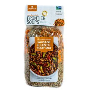 Frontier Soups | Sausage & Lentil Soup Mix