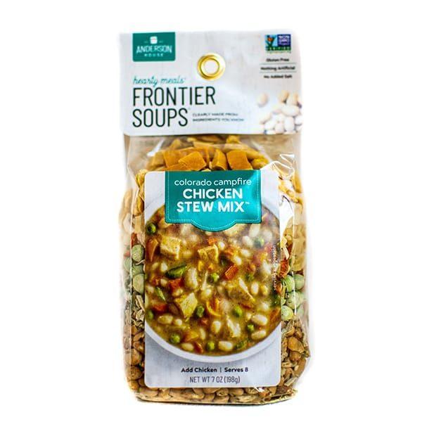 Frontier Soups | Chicken Stew Mix